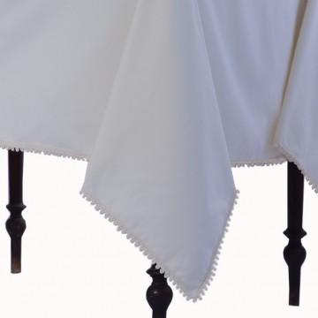 Mantel Pompón