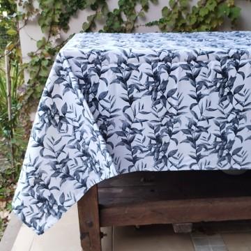 Mantel Eucaliptus Grey