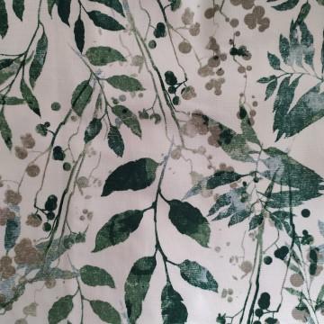 Mantel Grazia Green